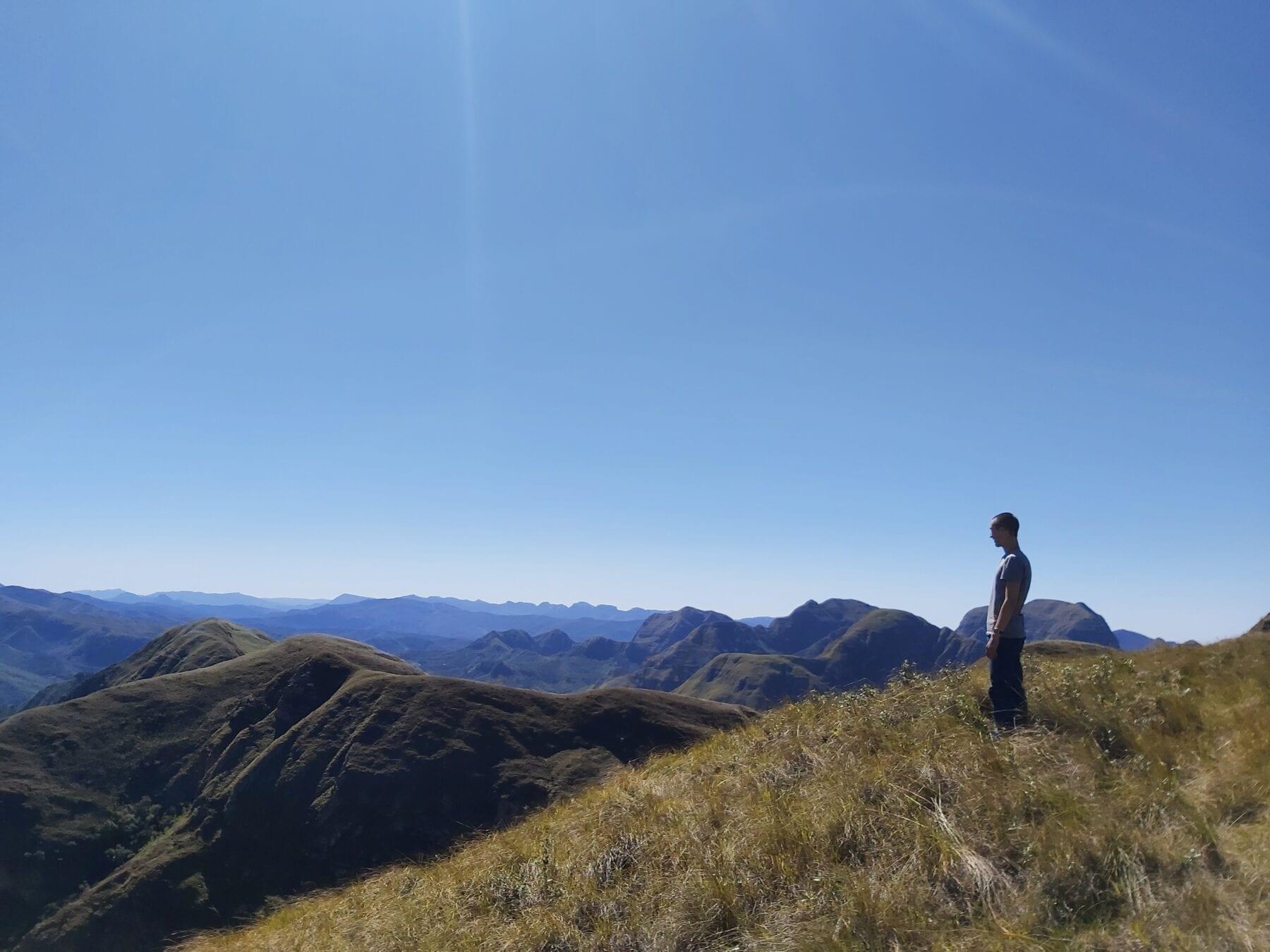 Gebergte Bolivia