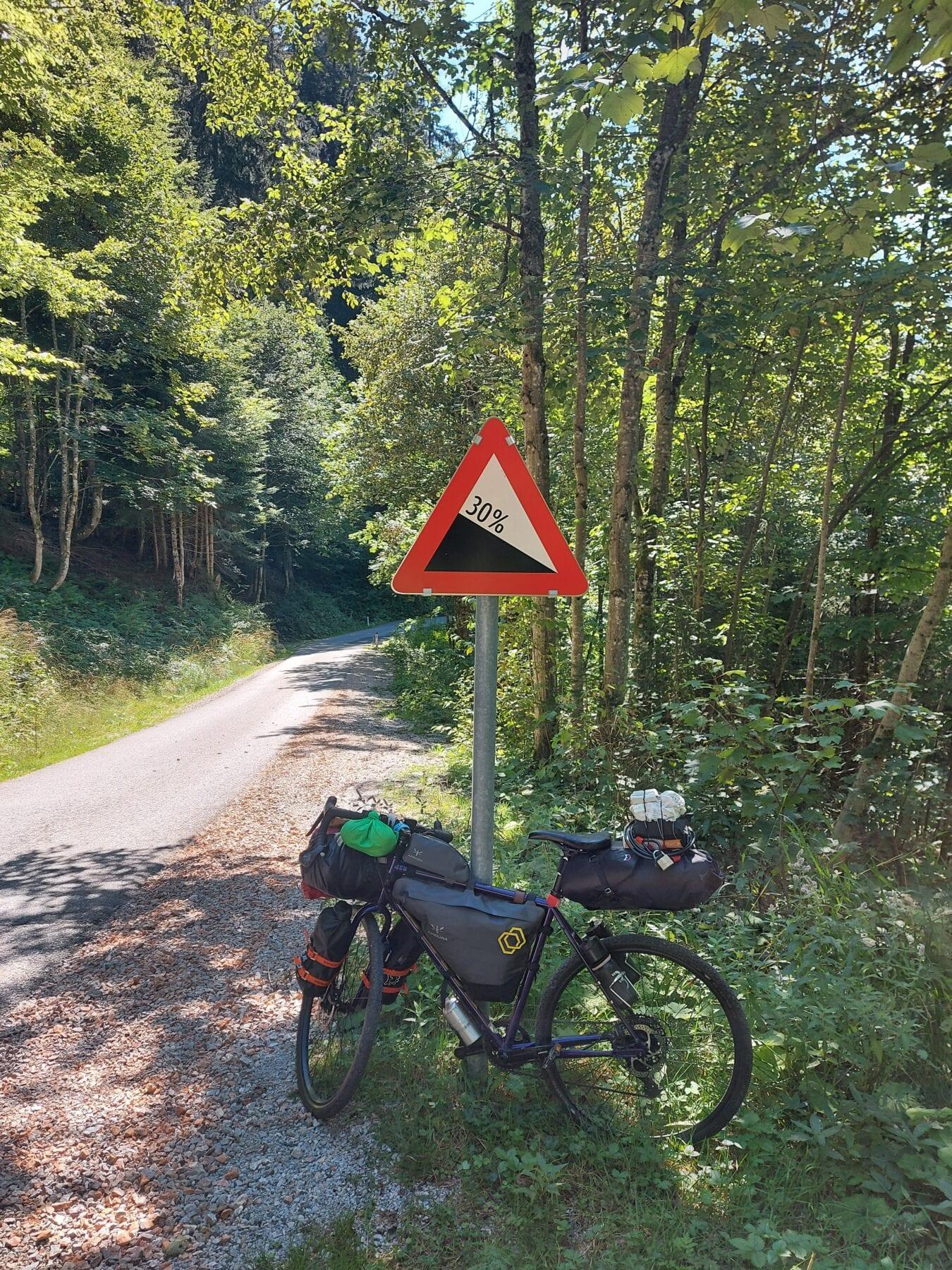Bikepacking tas(sen)