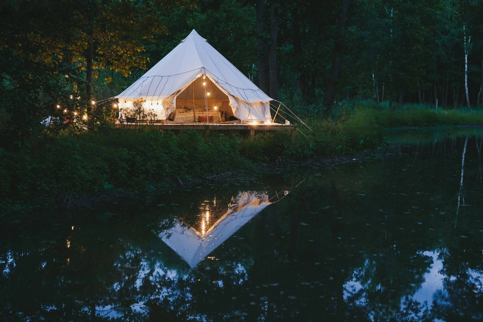 Glamp Outdoor Camp