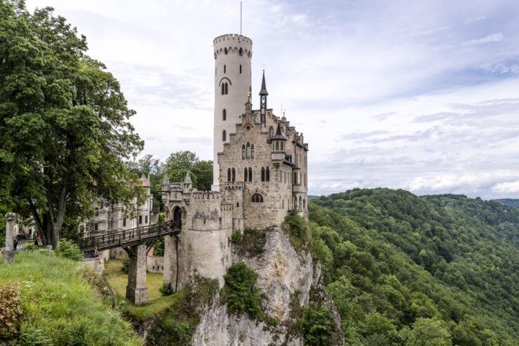 Schwäbische Alb Lichtenstein