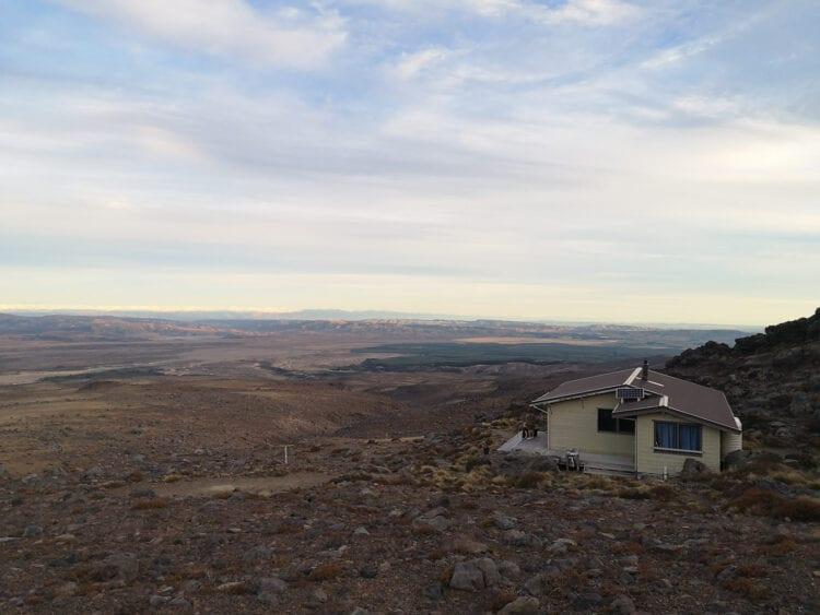 Mount Ruapehu huttentocht