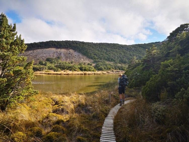 Mount Ruapehu vlinderpad