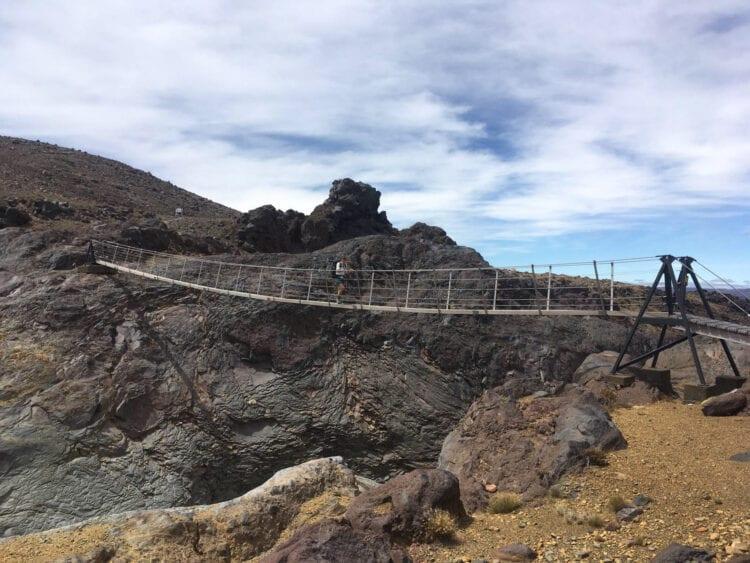Mount Ruapehu hangbrug