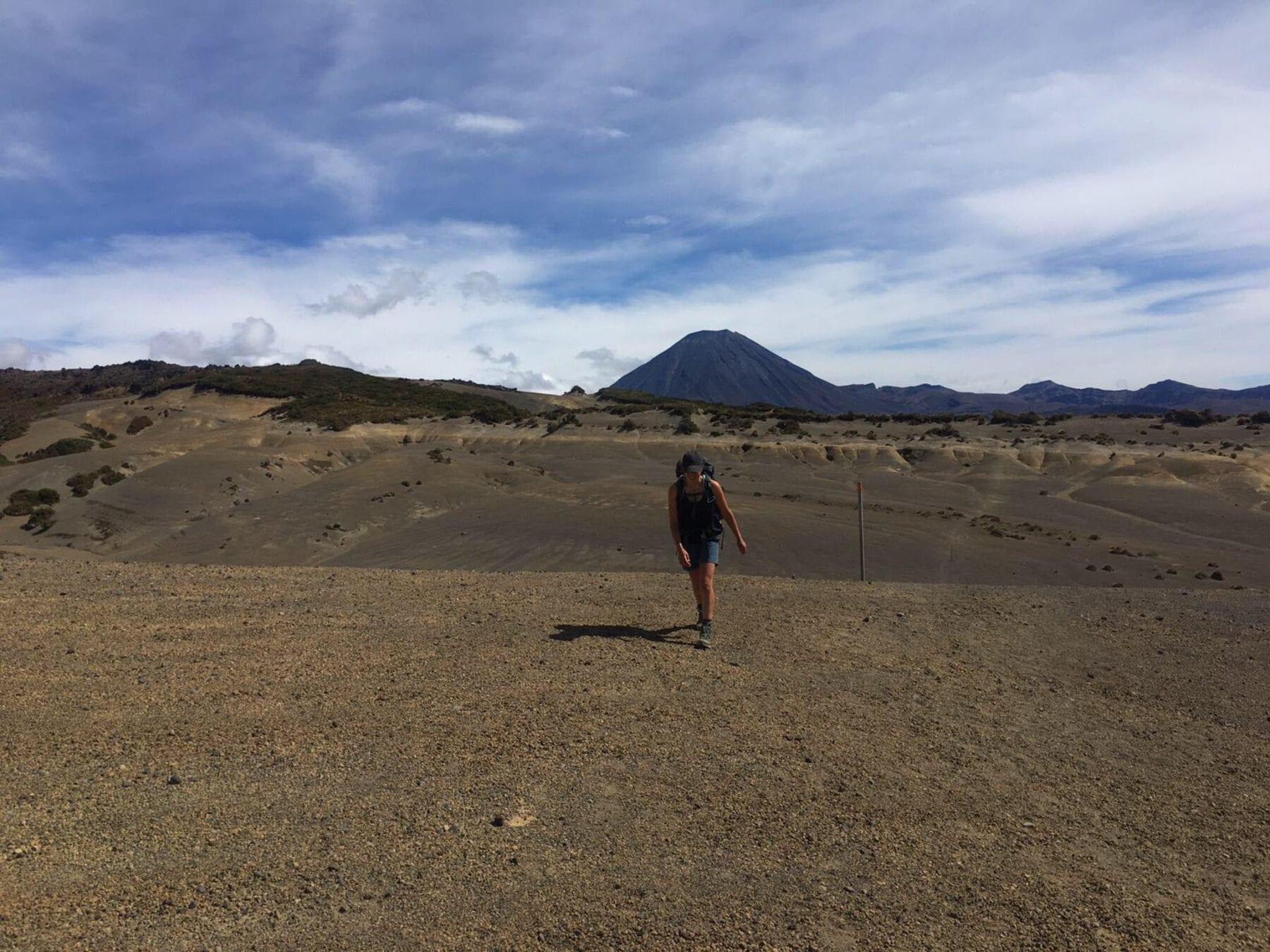 Mount Ruapehu nieuw zeeland