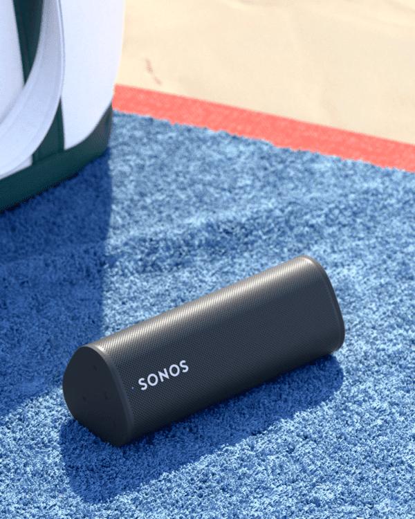 Sonos Roam zwart