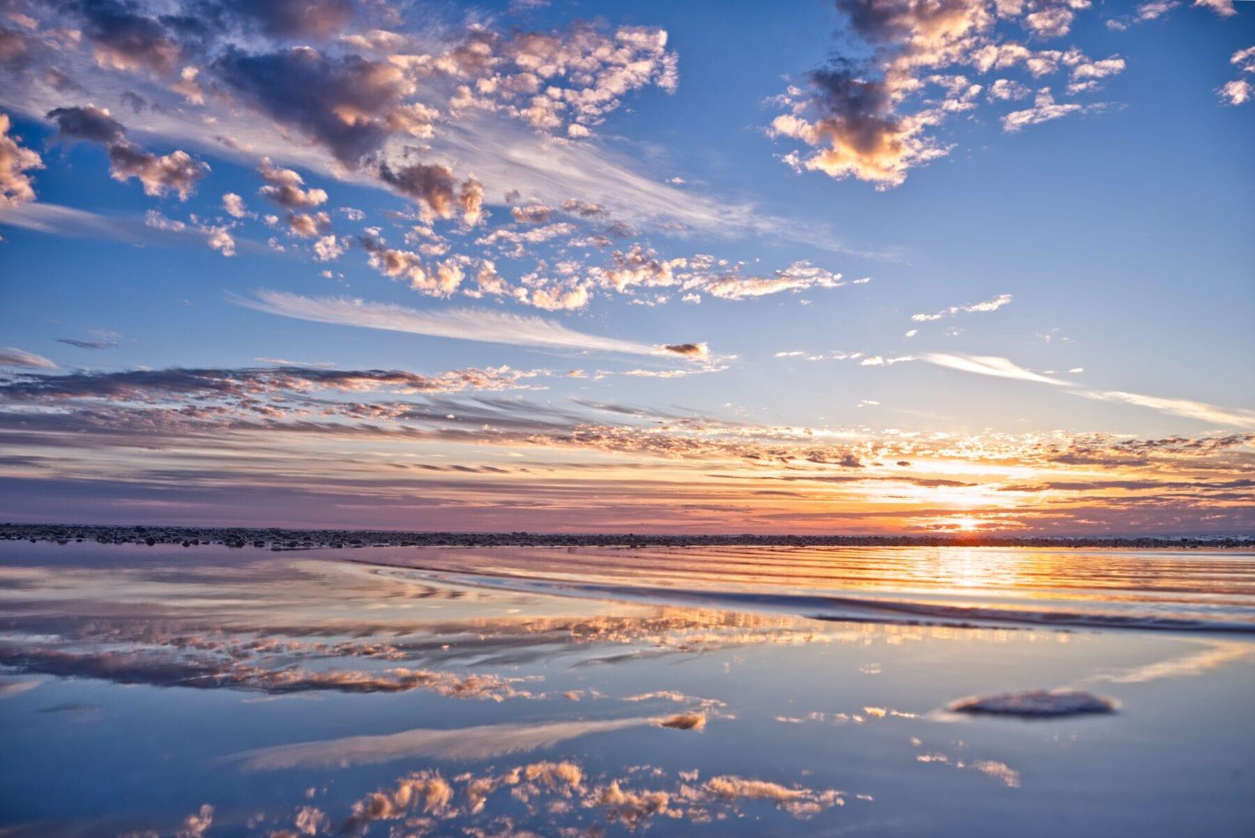 Zee in Denemarken