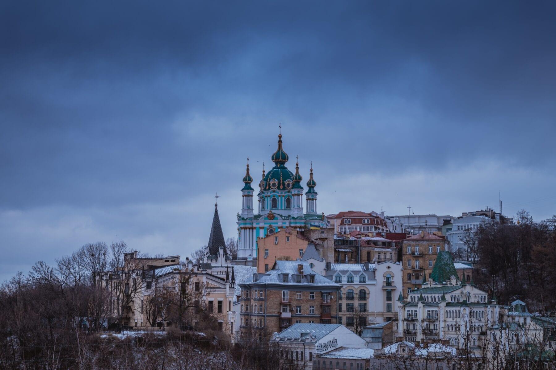 Gebouwen Oekraïne