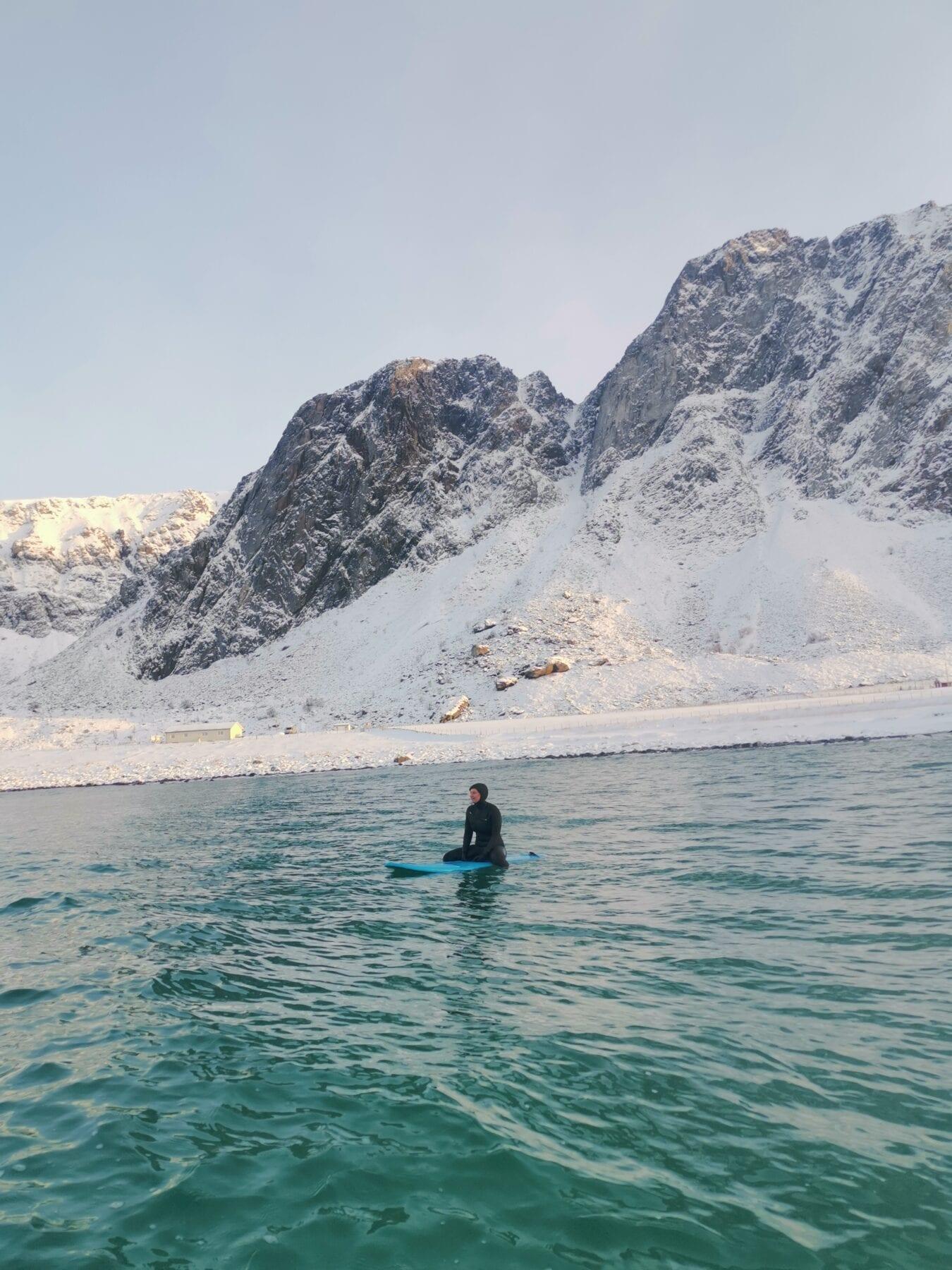 surfen Noorwegen