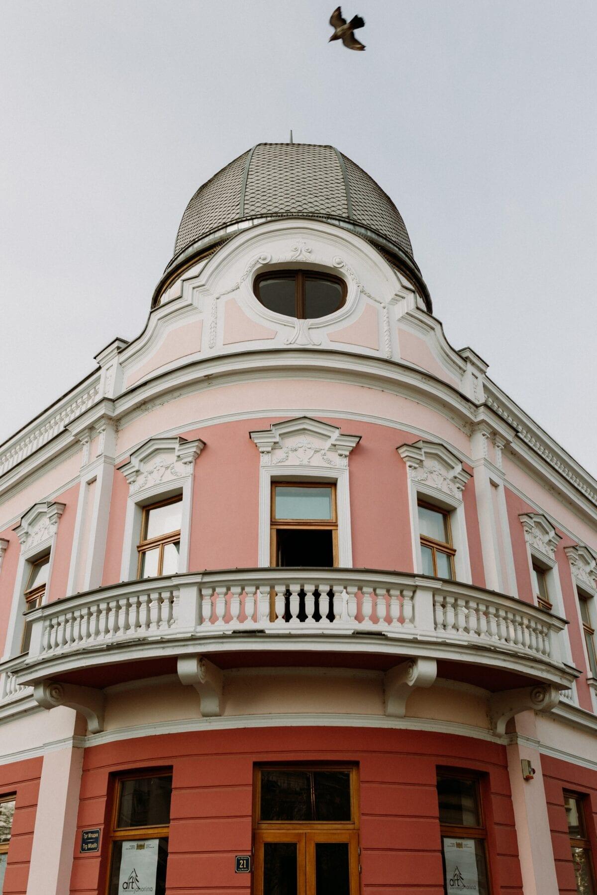 Architectuur in Bosnië en Herzegovina