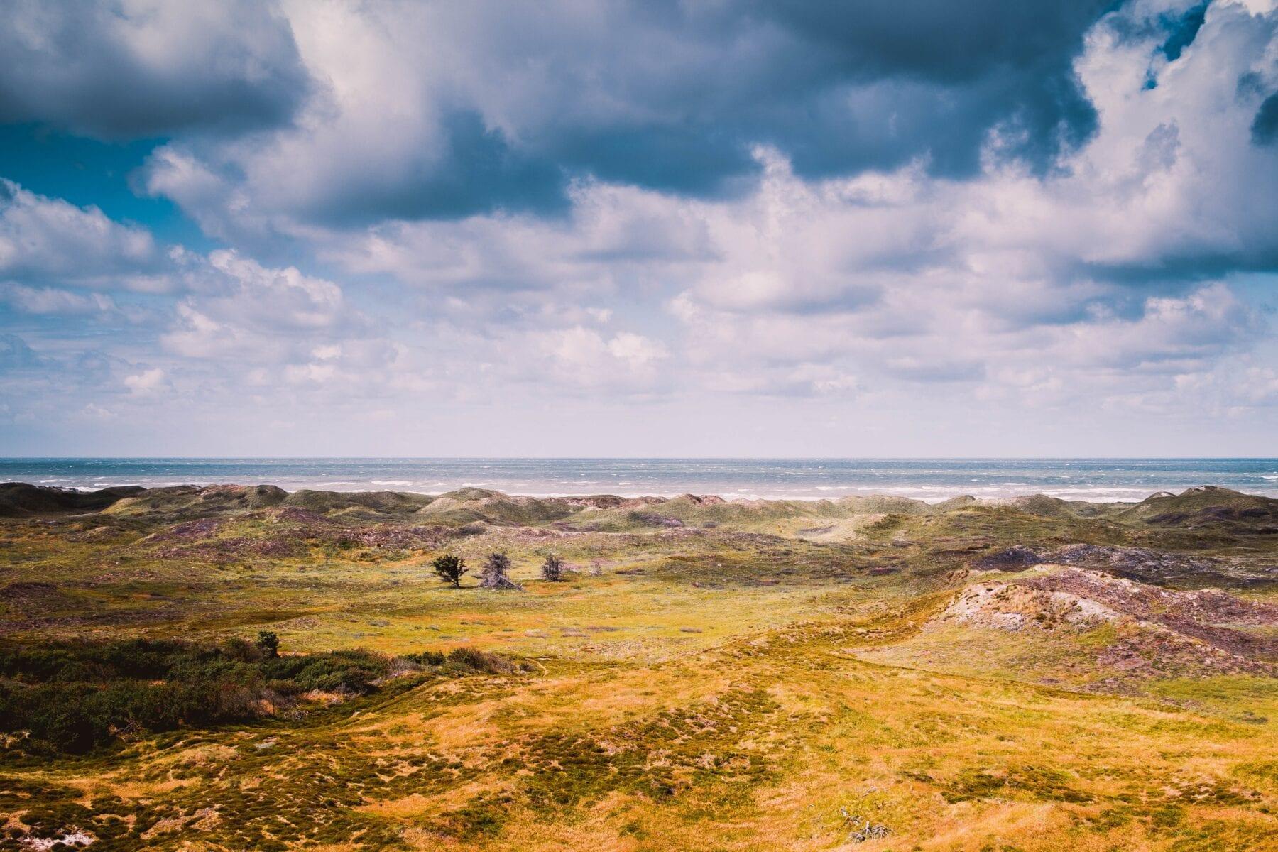Landschap van Denemarken