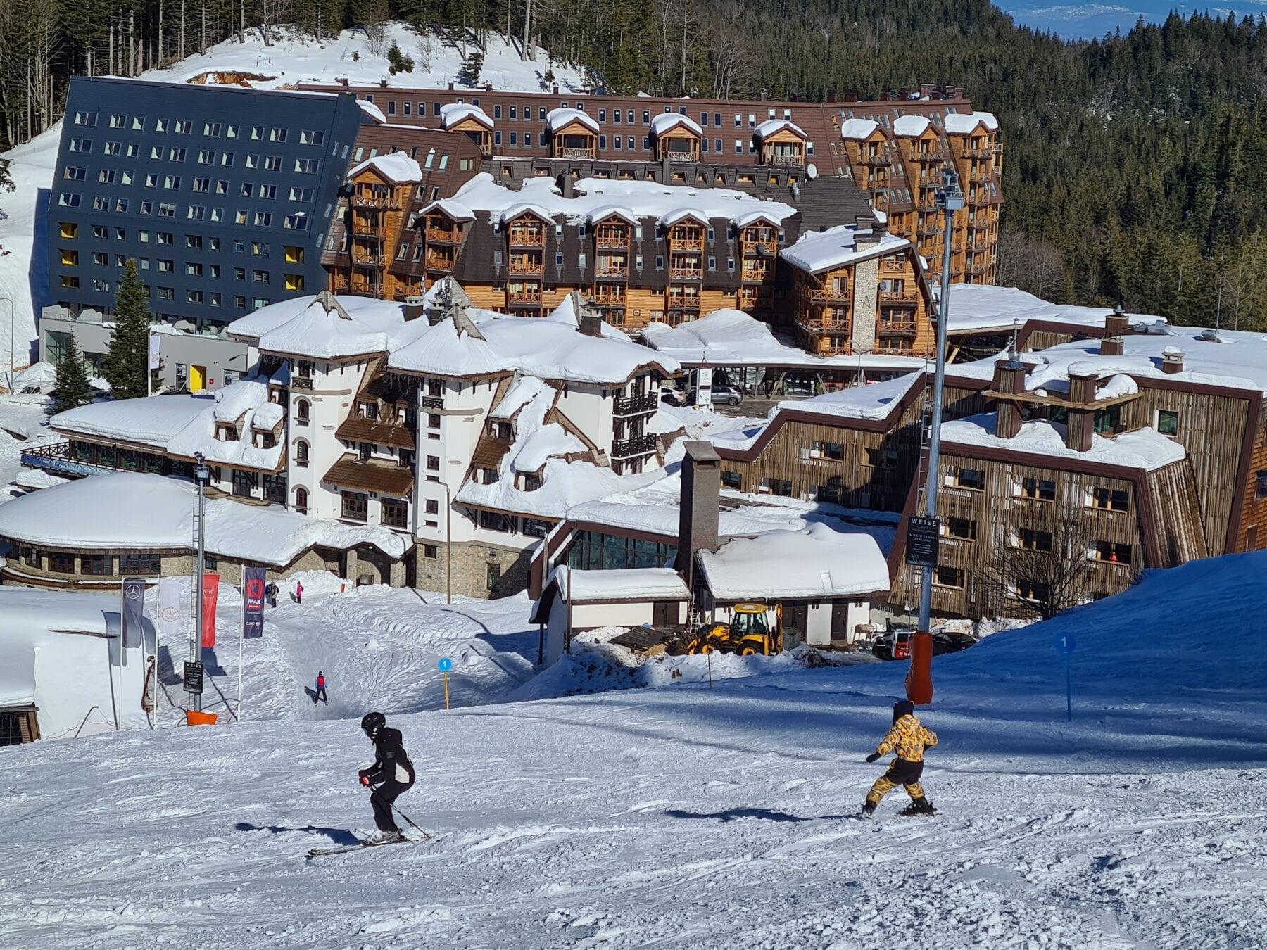Skiën in Bosnië en Herzegovina