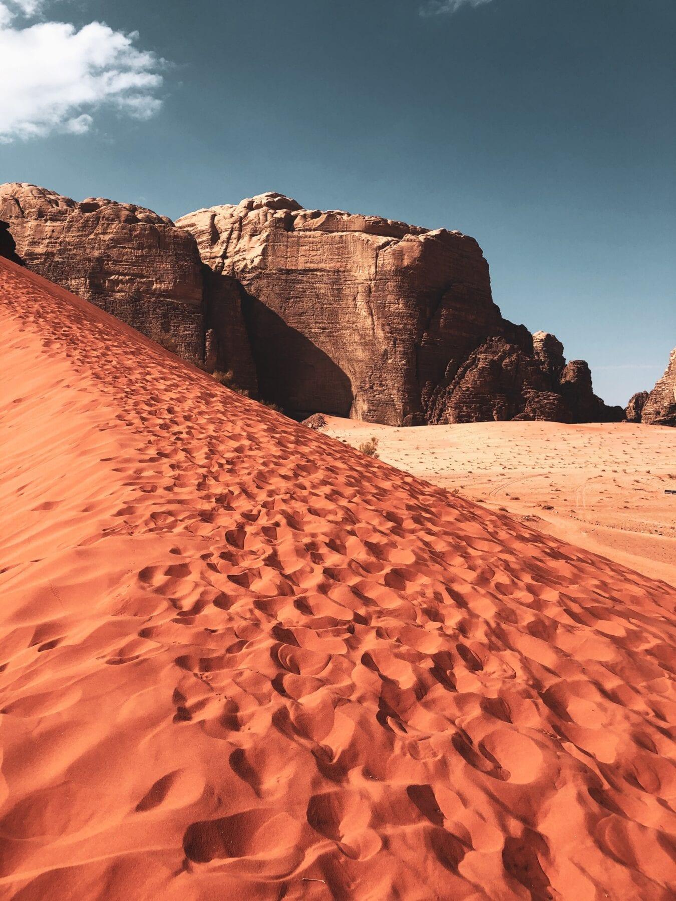Uitzicht Marokko