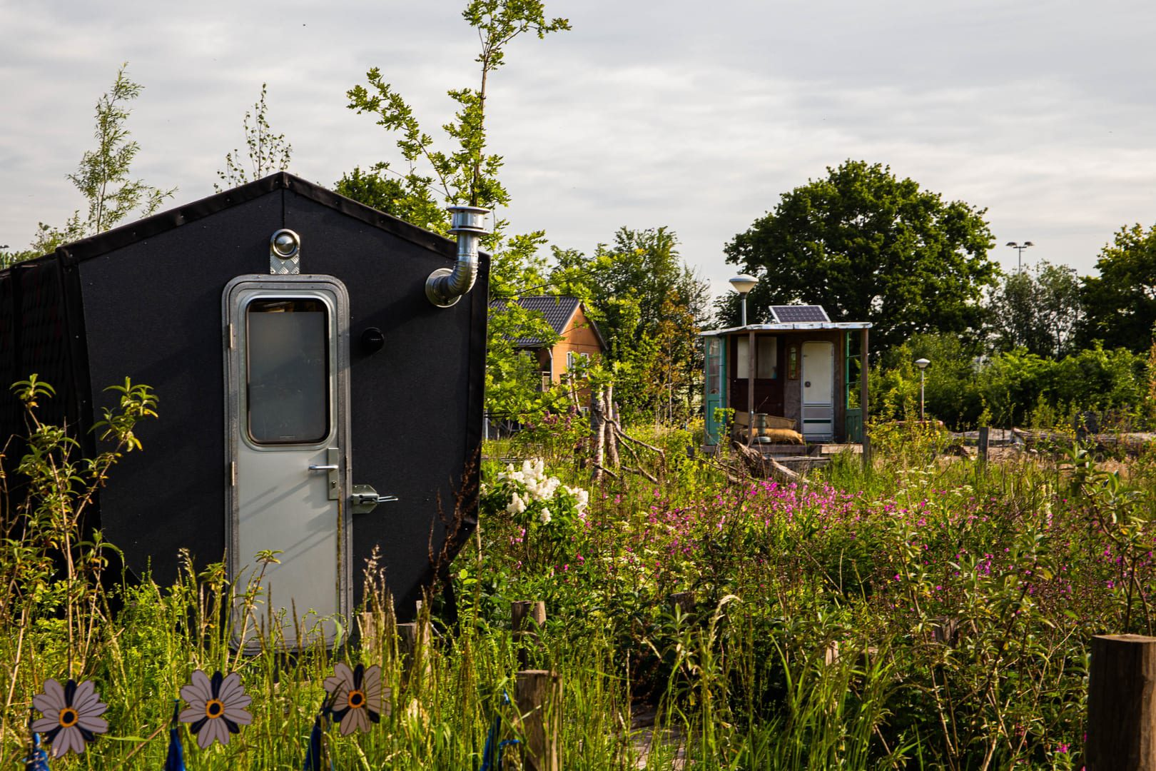 Campspace Tiny House Amsterdam