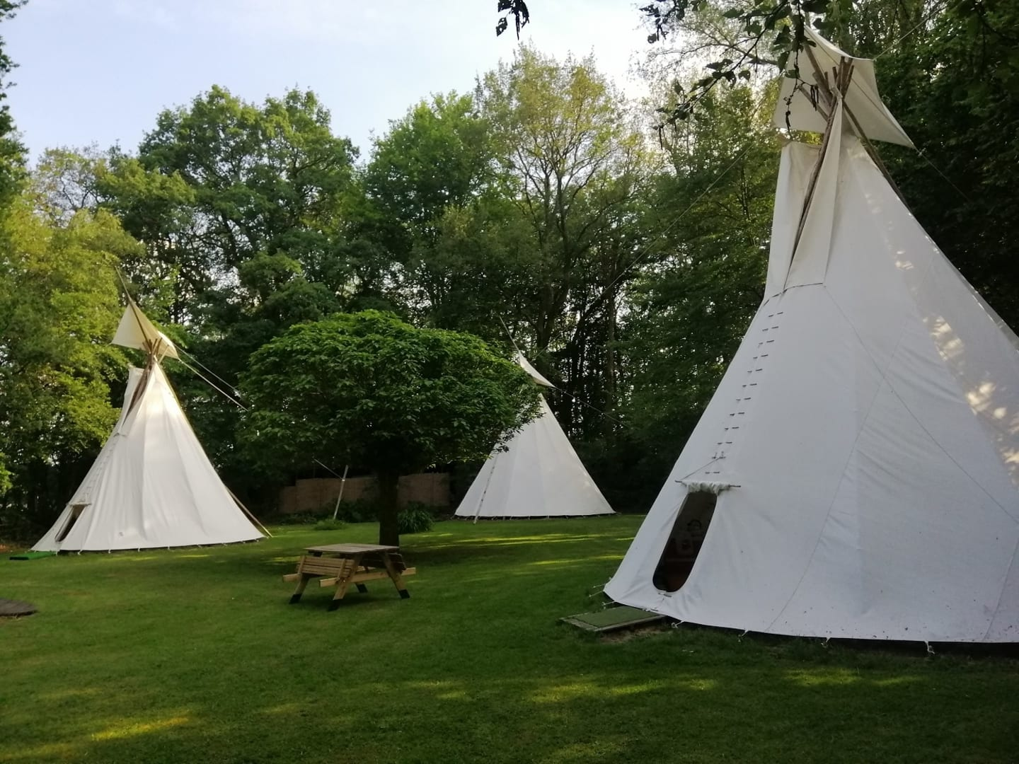 Campspace tipi