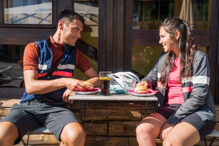 DoGa fietspad Dolomiti Garda eten