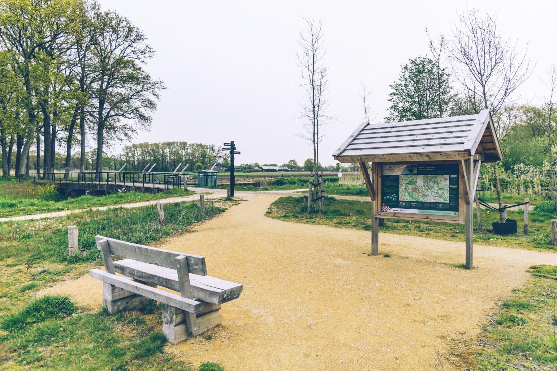 Landgoederen Brabant Landgoed Kasteel Heeswijk natuurpoort