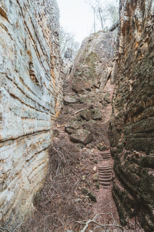 Mullerthal Trail Gorges du Loup
