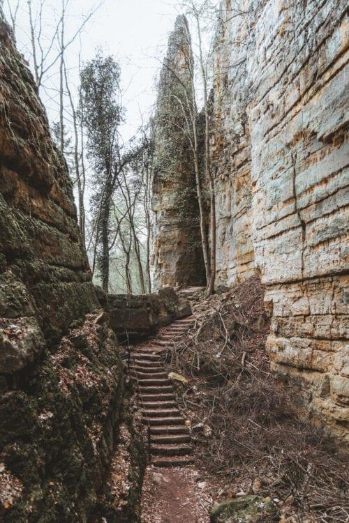 Mullerthal Trail Wolfsschlucht