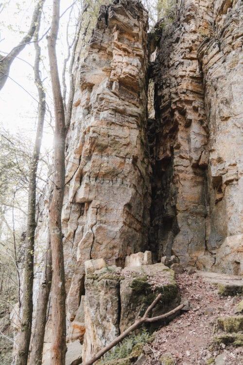 Mullerthal Trail kloof