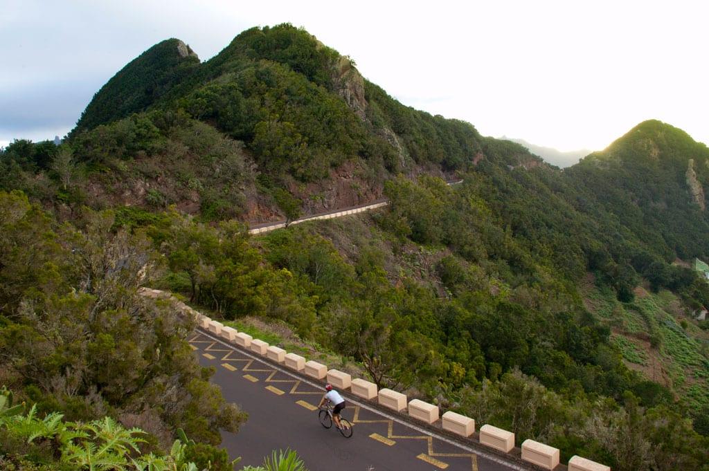 Tenerife activiteiten fietsen