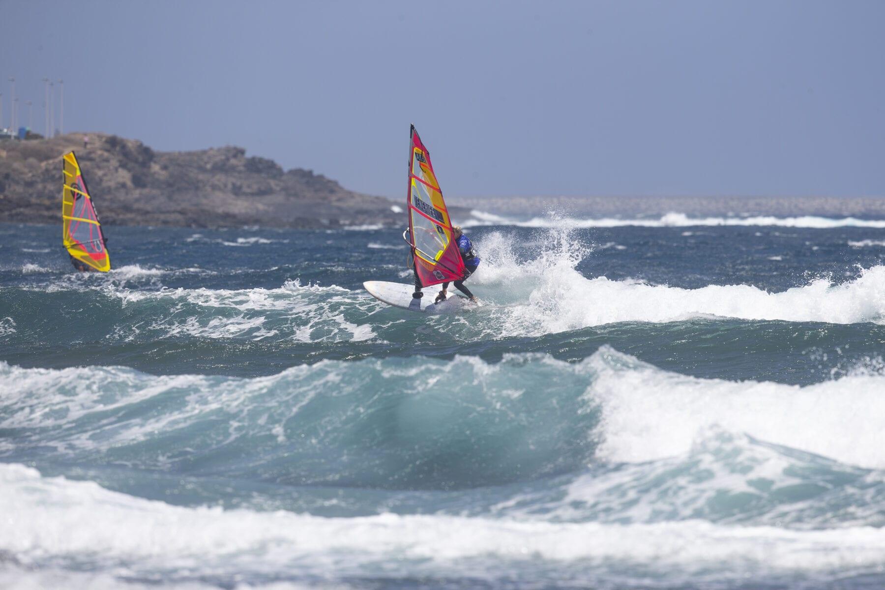 Activiteiten Tenerife Windsurfen