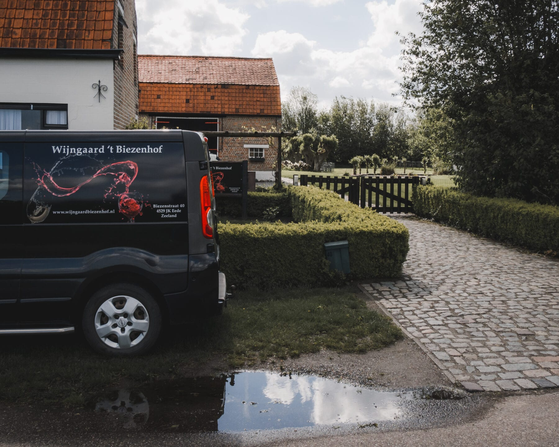 De Biezen - Wijngaard 't Biezenhof 3