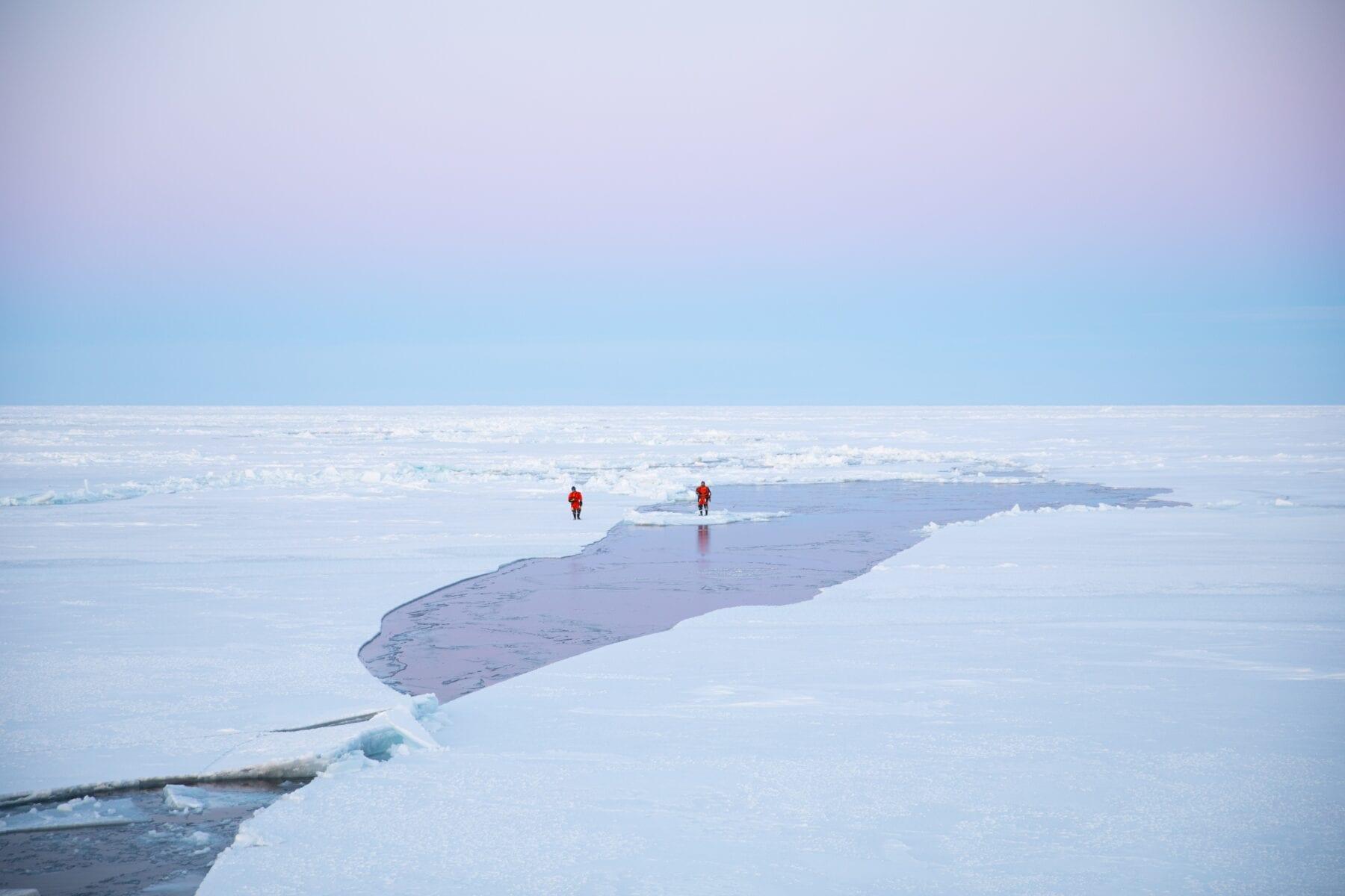 Nummer één in de lijst van afgelegen gebieden: De Noordelijke Pool van Ontoegankelijkheid