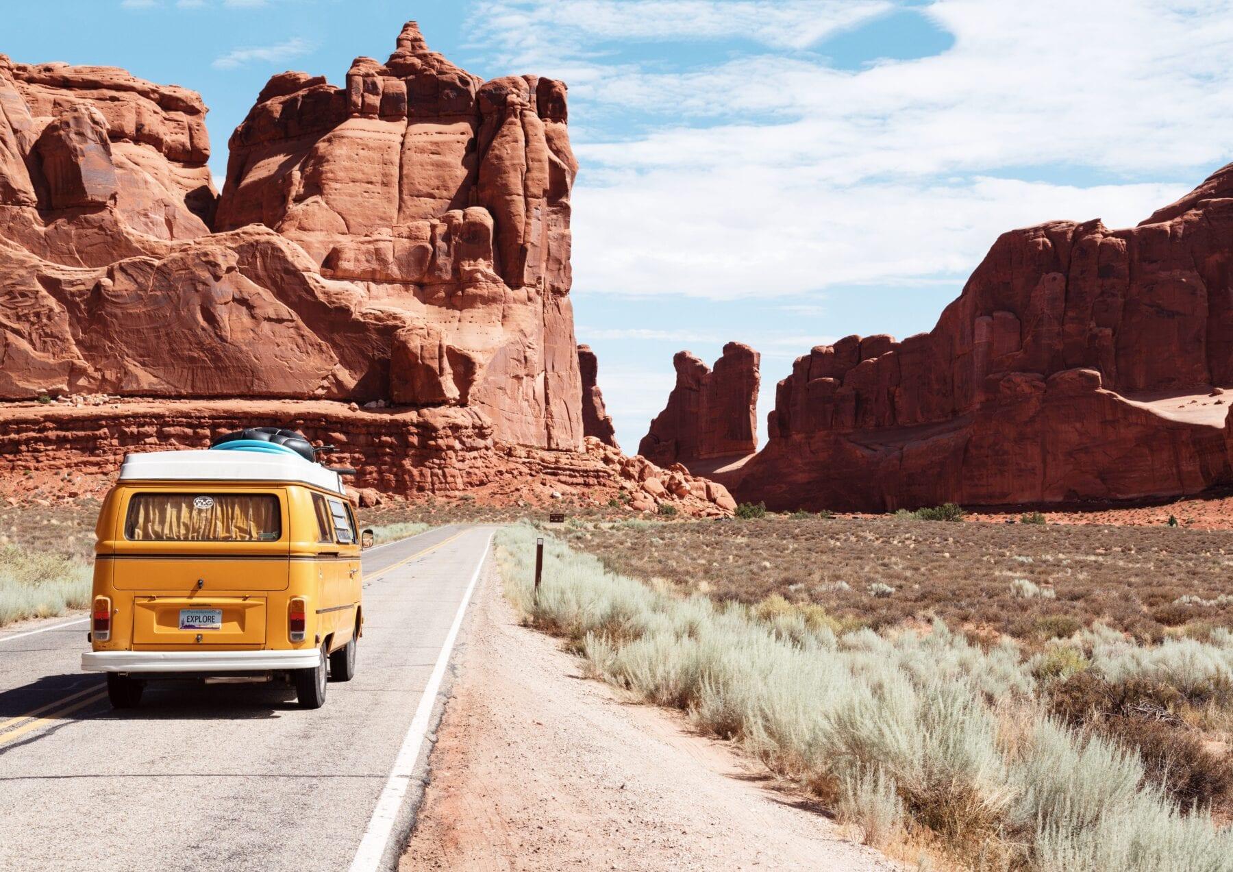 Geld verdienen met reizen camper