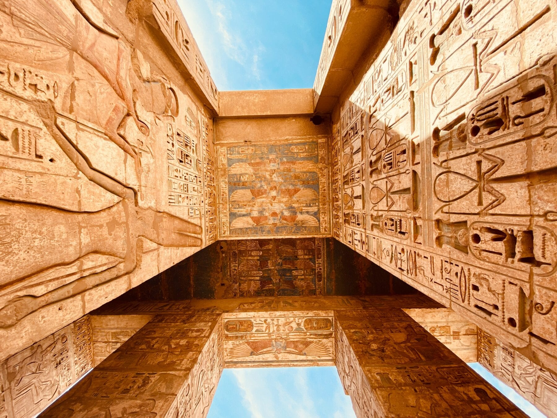 Oudheid Egypte - Piramides van Gizeh