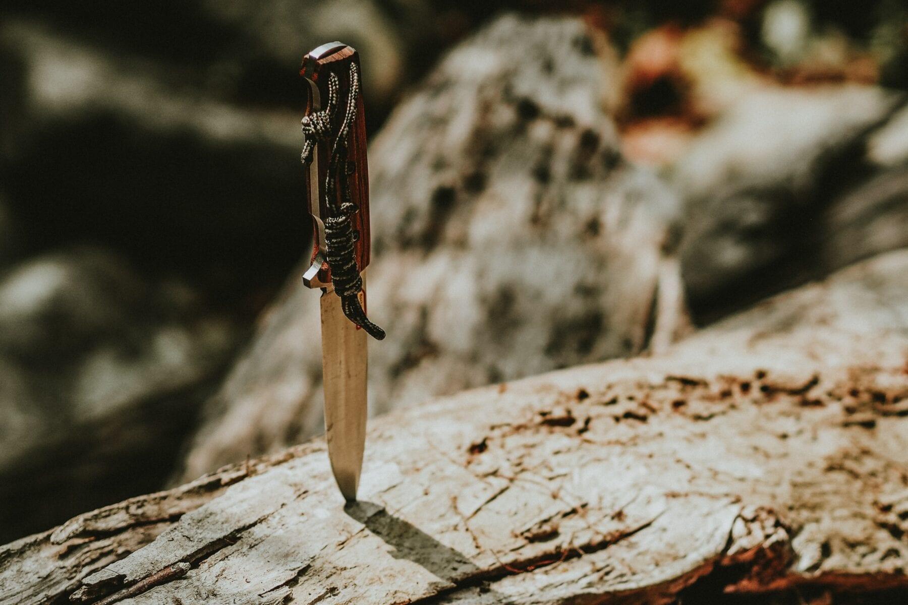 Gear om te overleven in de natuur