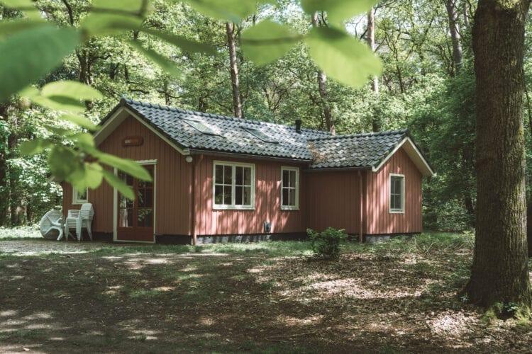 Huttopia Camping de Roos Chalet