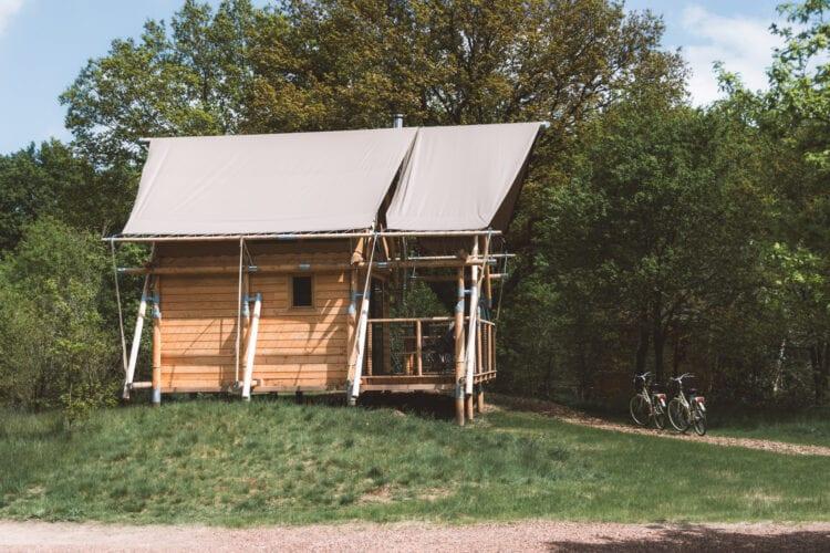 Huttopia Camping de Roos Cahutte