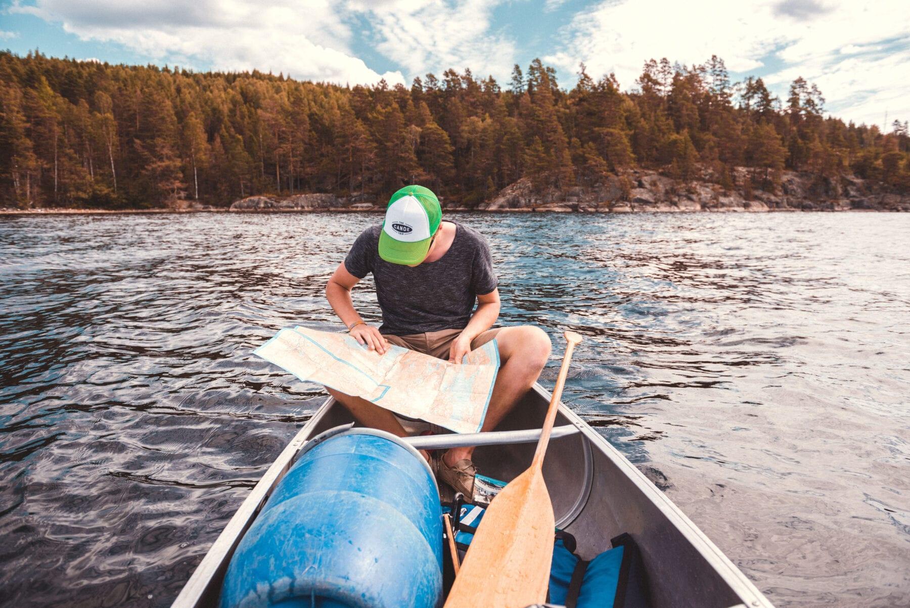 kanotrip Zweden Värmland