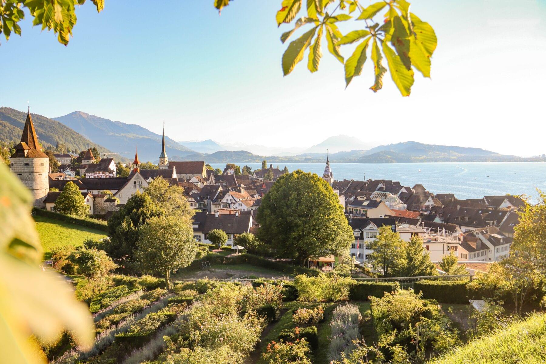 Zwitsers landschap
