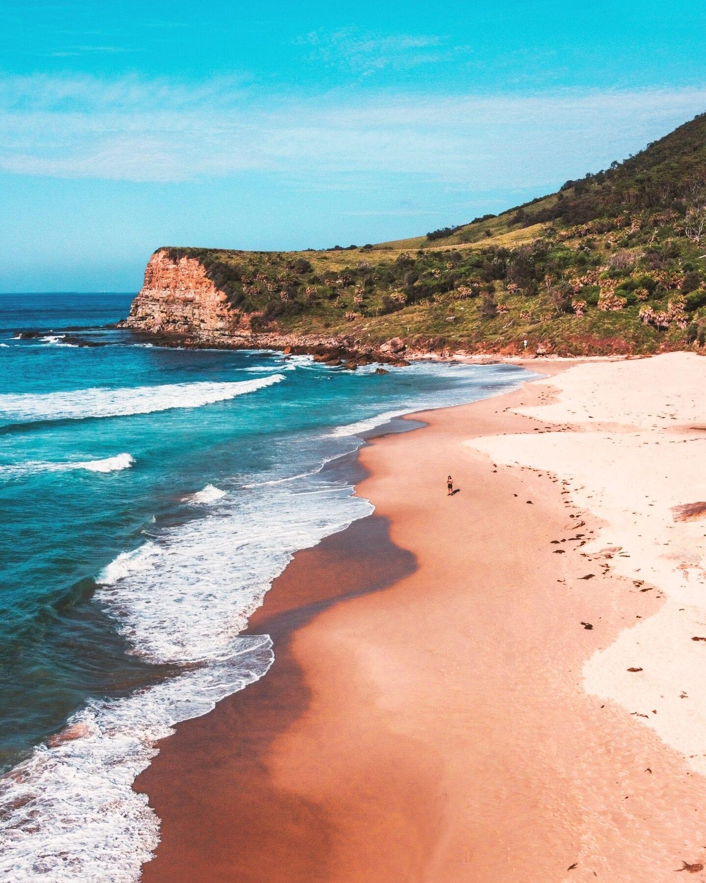 Strand Australië