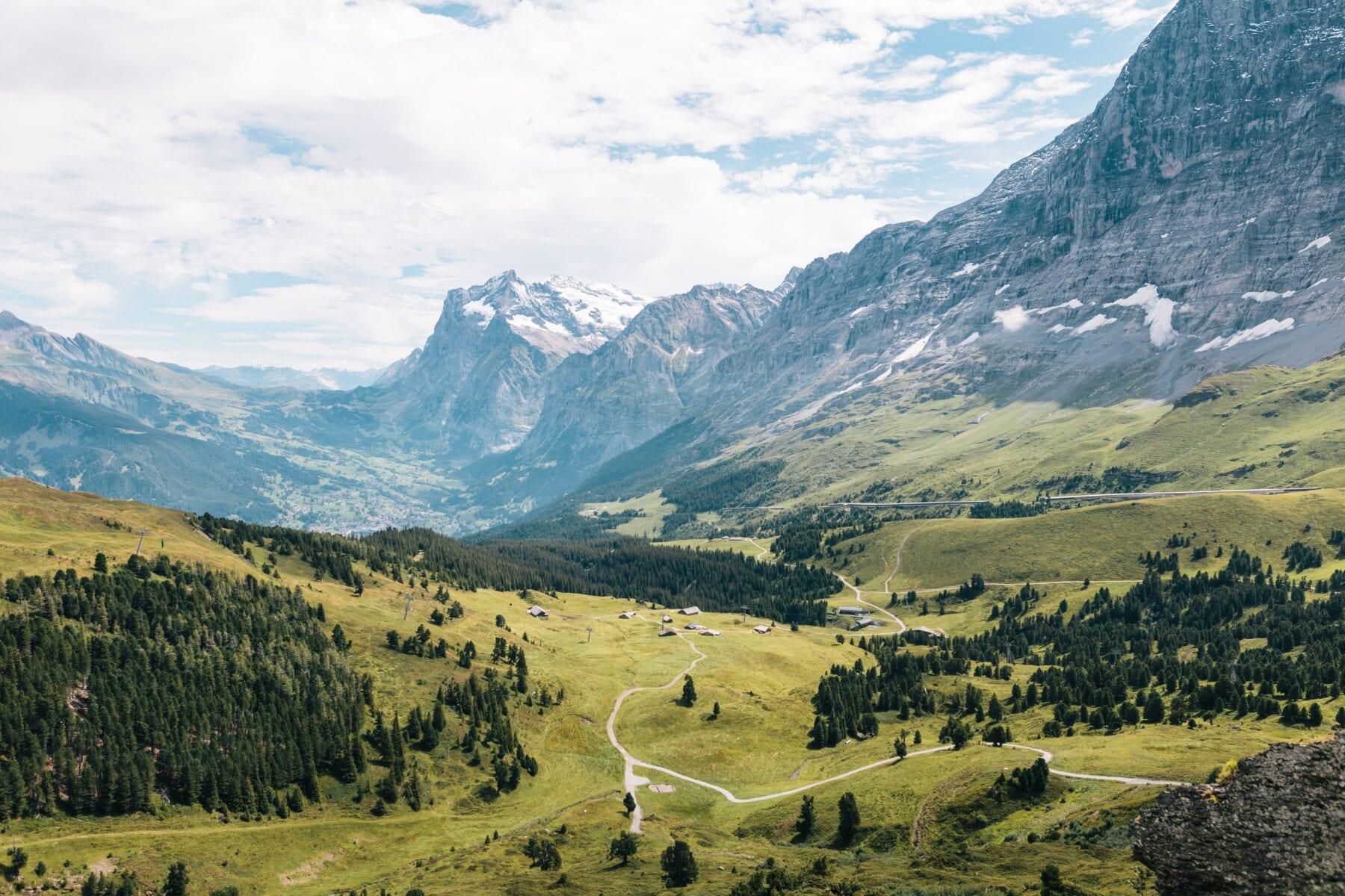 Milieuvriendelijk Zwitserland