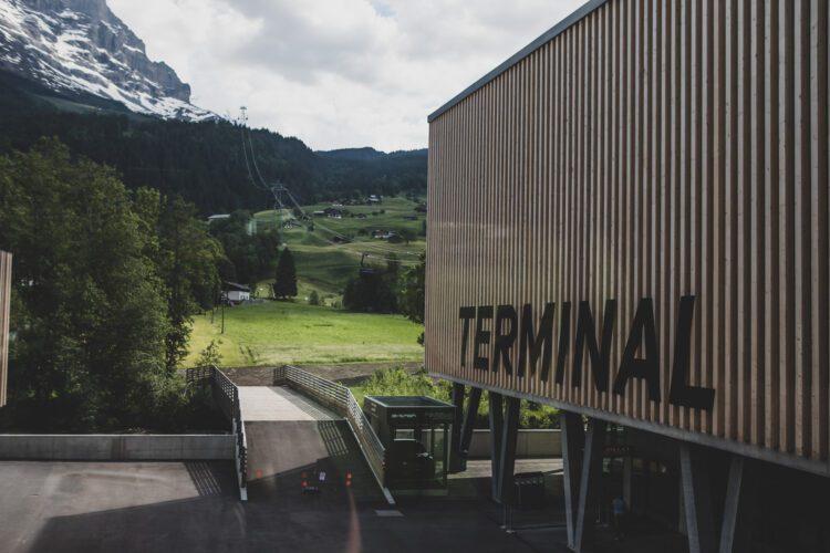 Jungfraujoch Eiger Express