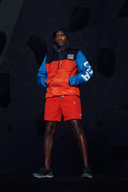 The North Face International Collection USA