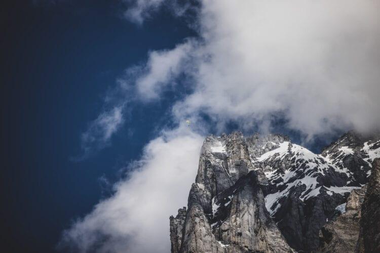 Jungfrau Grindelwald First Paragliden
