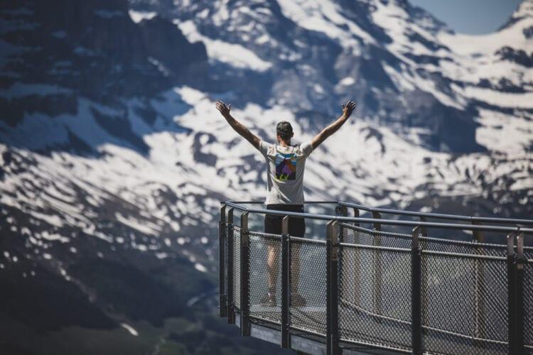 Jungfrau Grindelwald First Cliff Walk