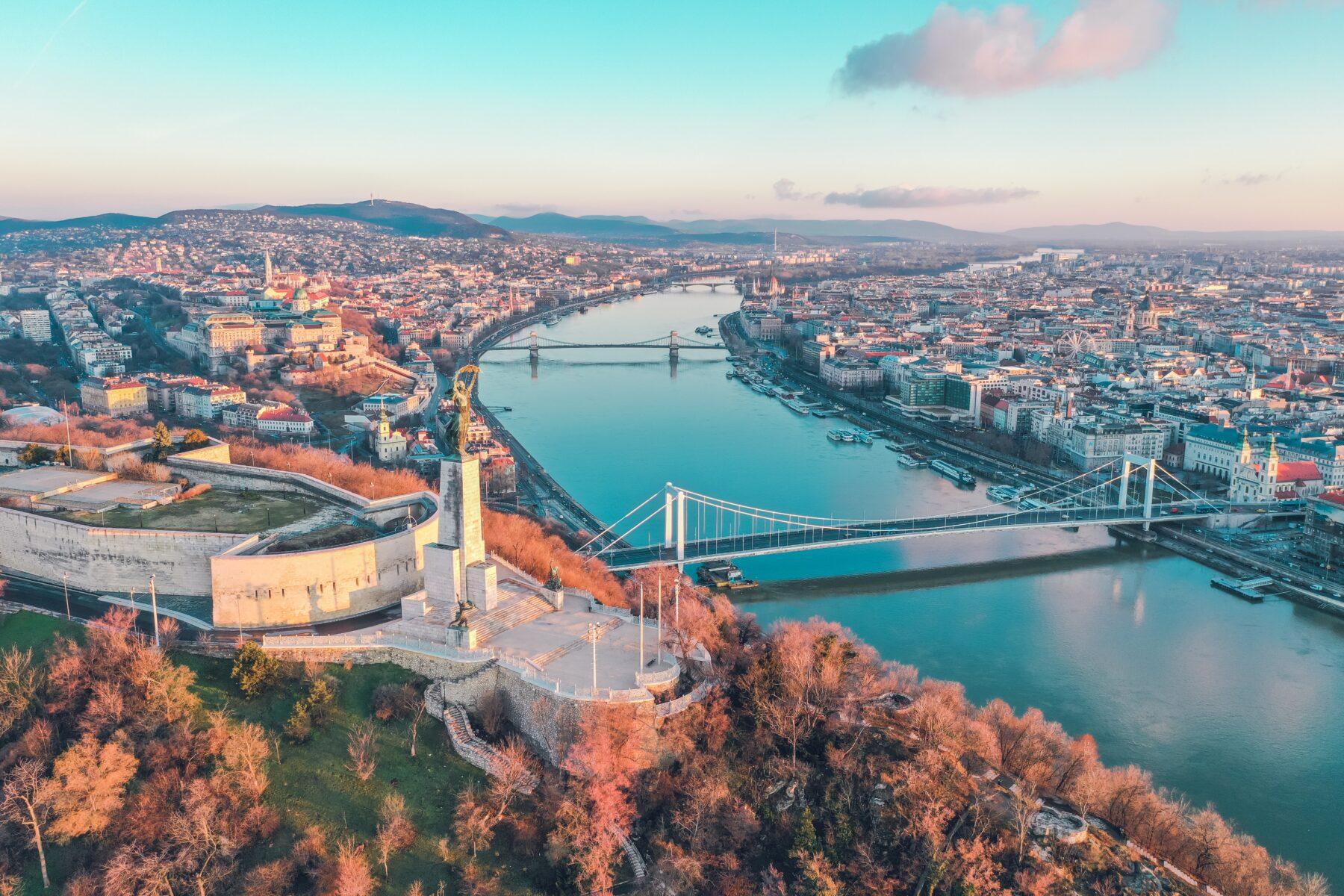 Stedentrips Europa Boedapest