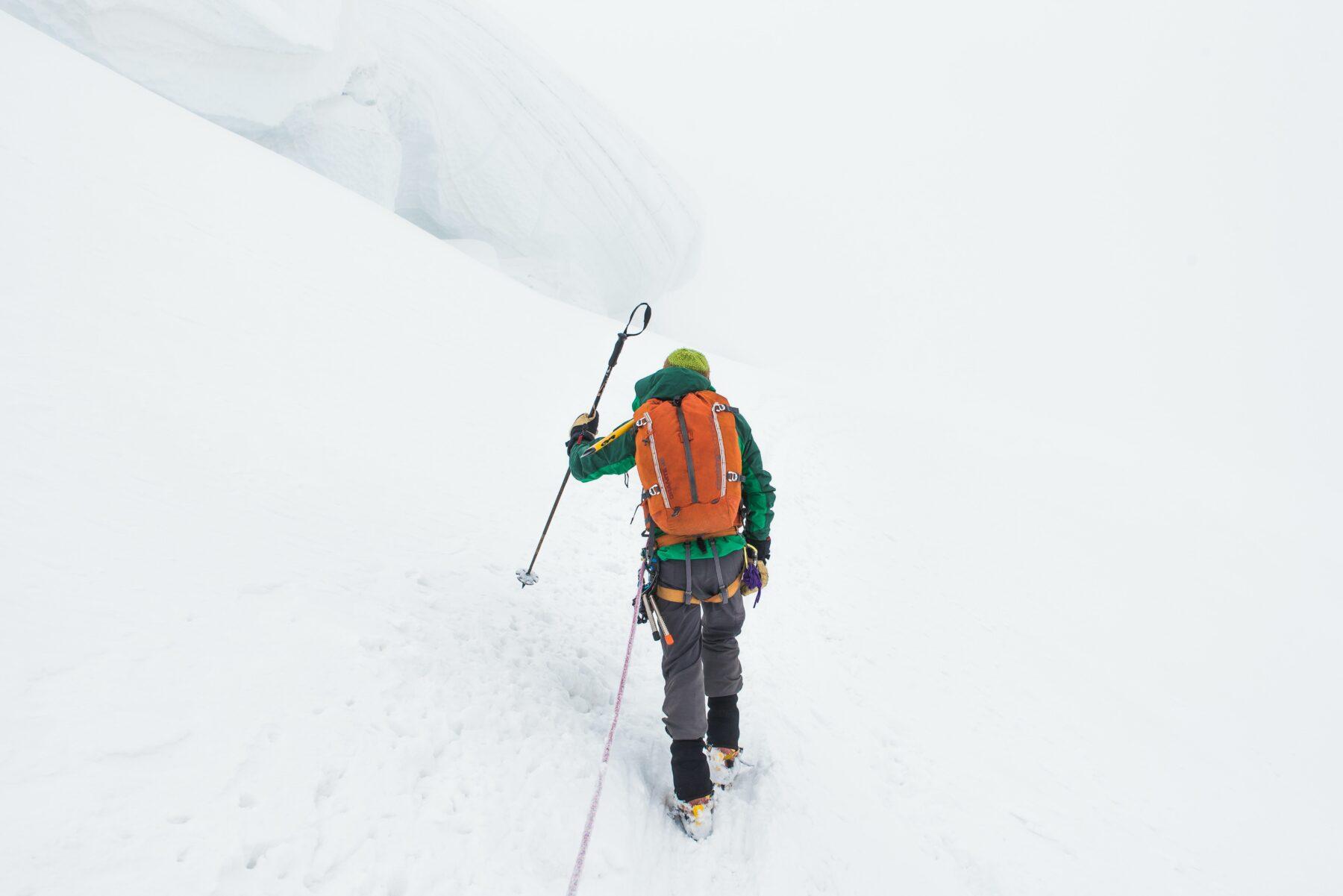 Bergschoen kopen gletsjer