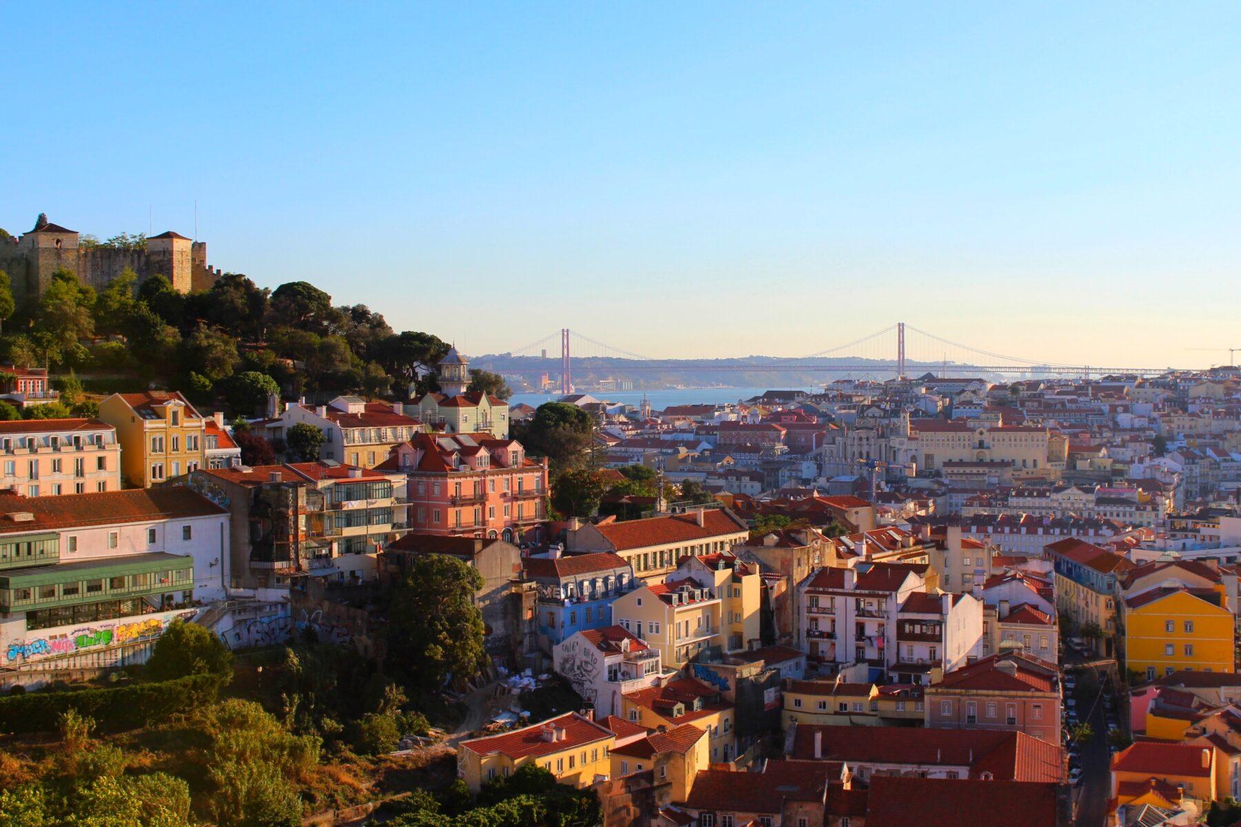 Stedentrips Europa Lissabon