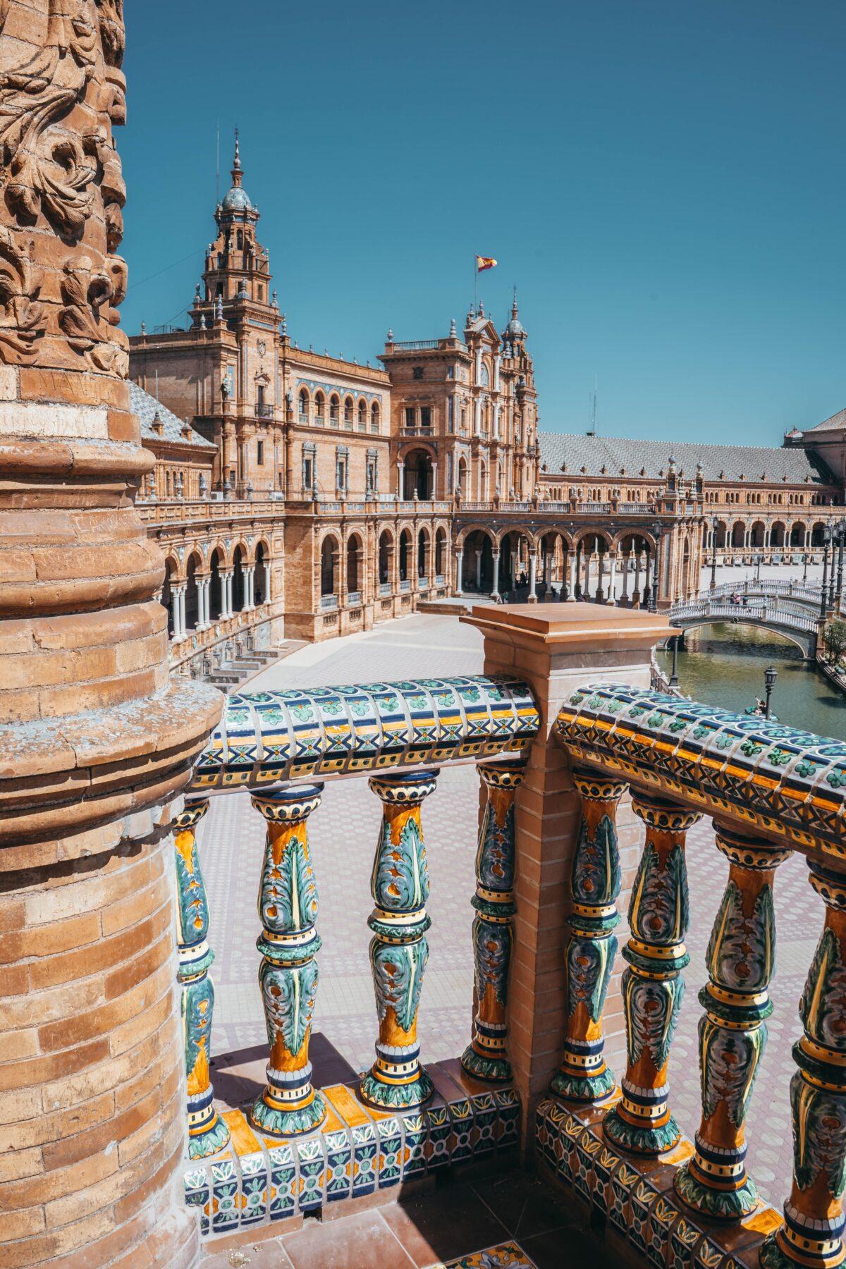 Stedentrips Europa Sevilla