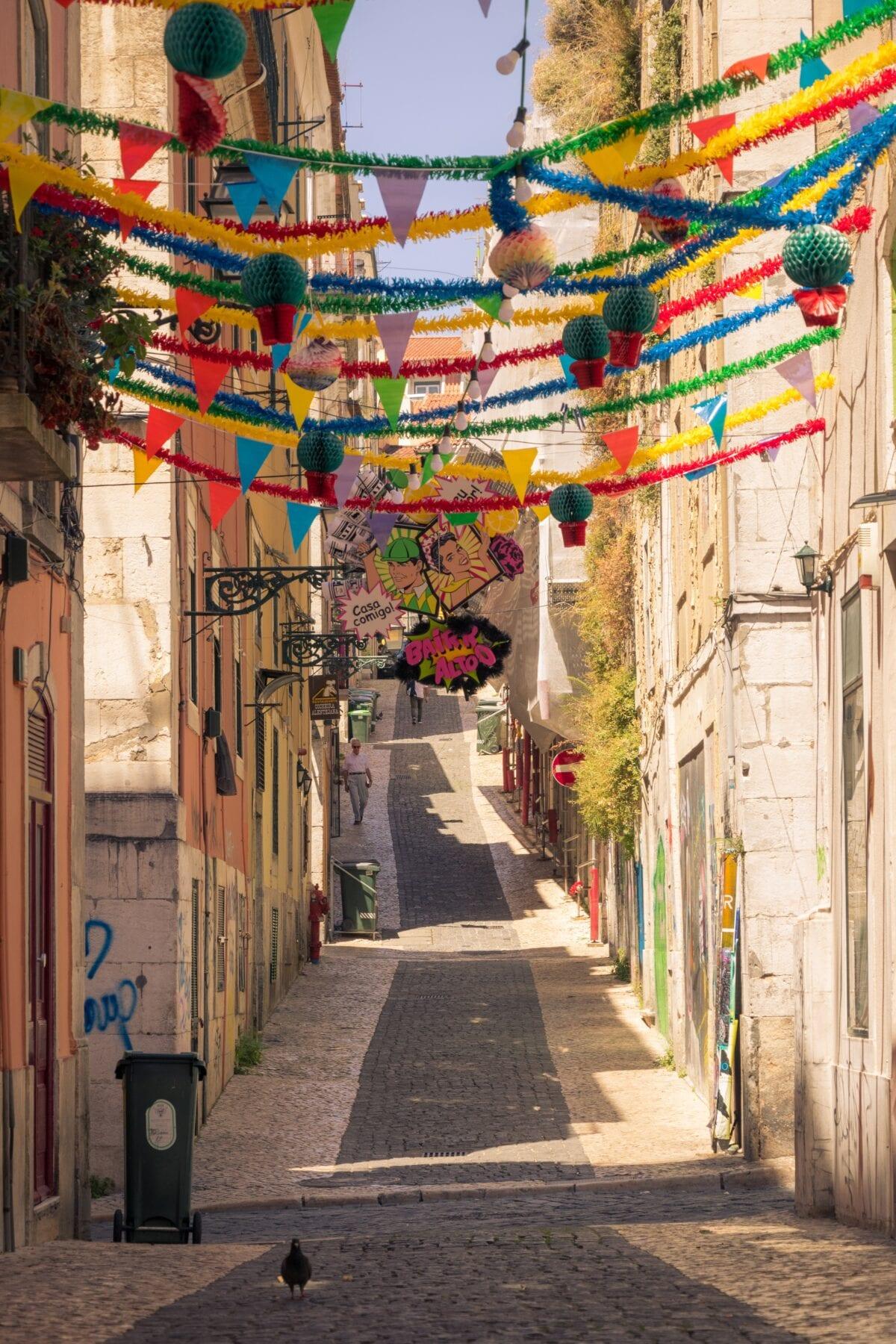 Hoofdstad van Portugal