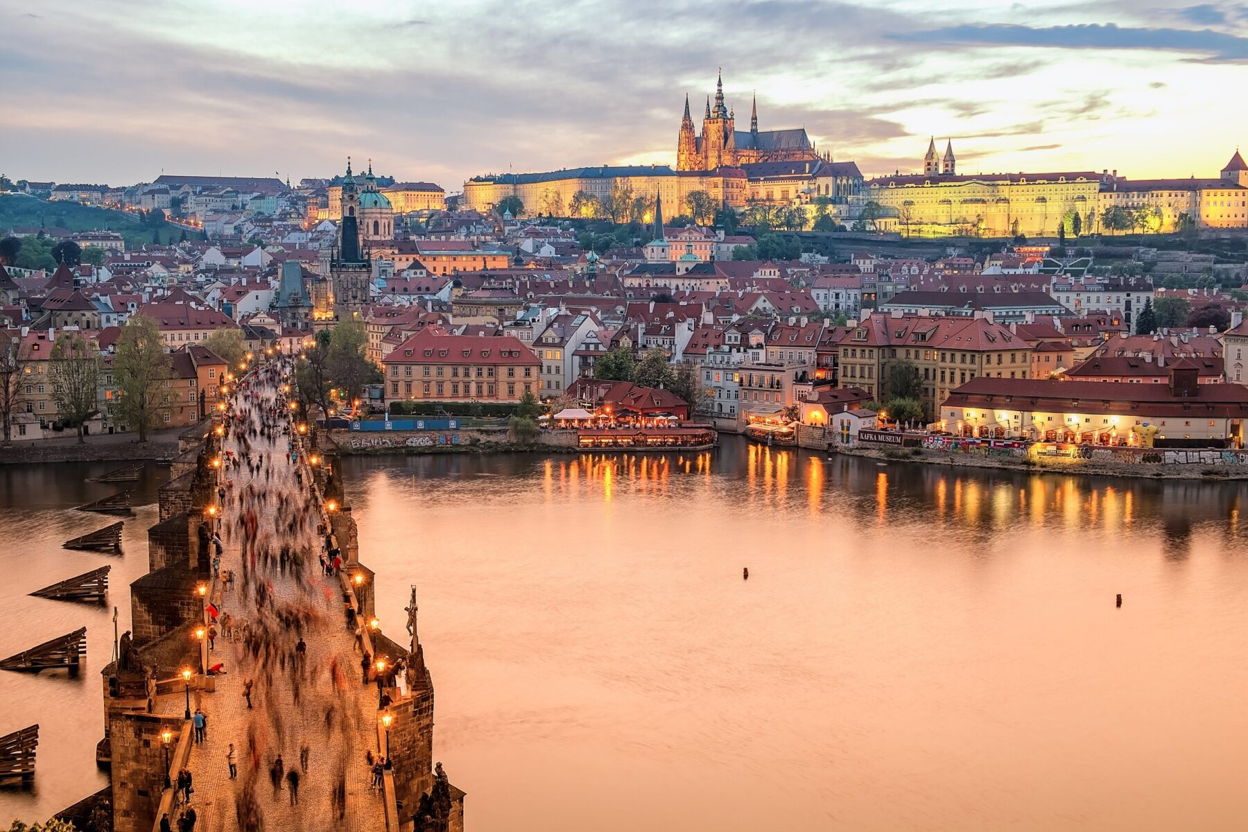 Stedentrips Europa Praag
