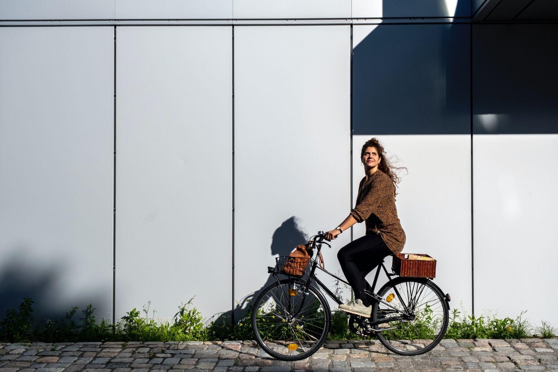 fietsen is duurzaam