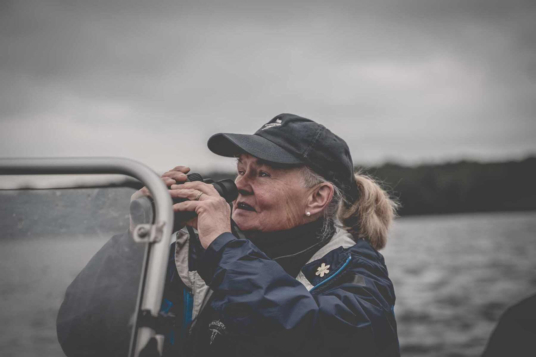Åsnen National Park Ingrid