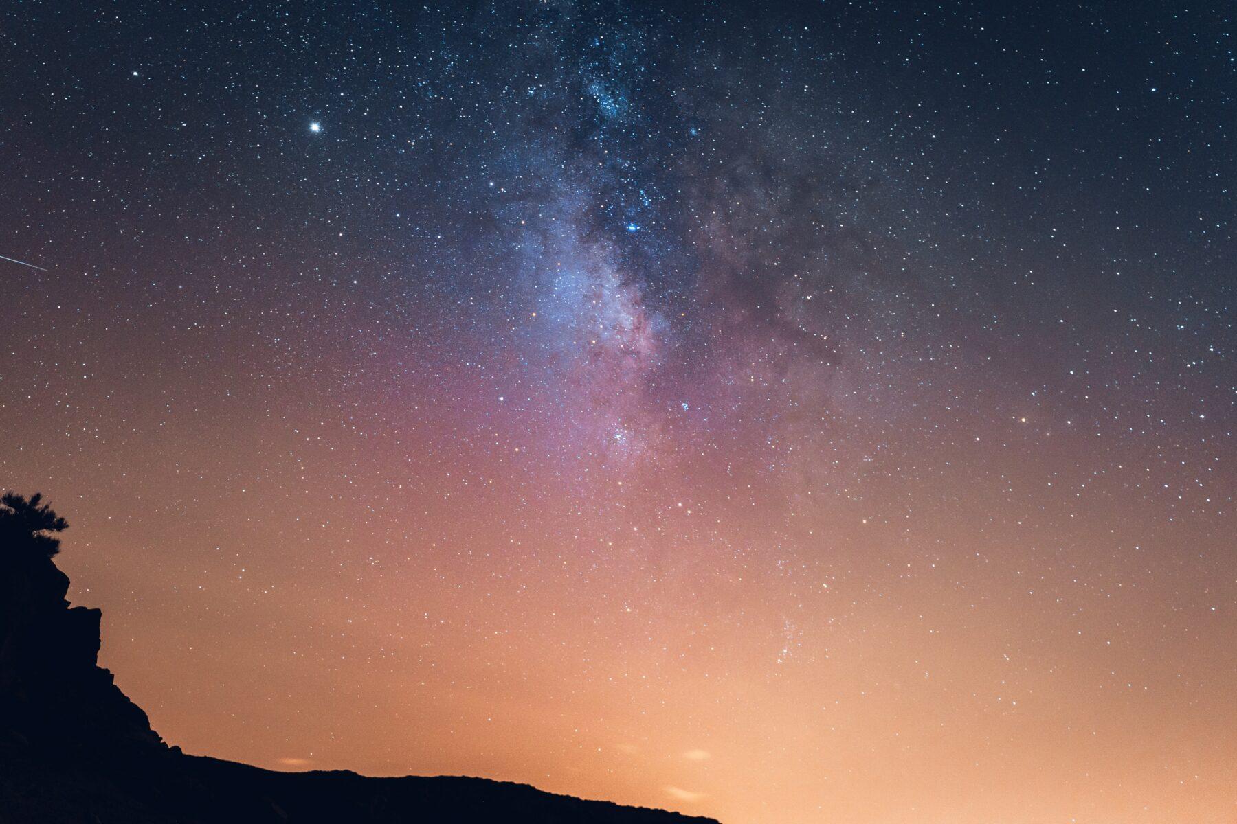 El Teide sterrenhemel