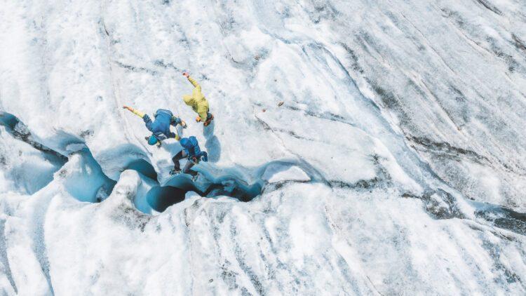 NKBV C1 cursus gletsjerredding